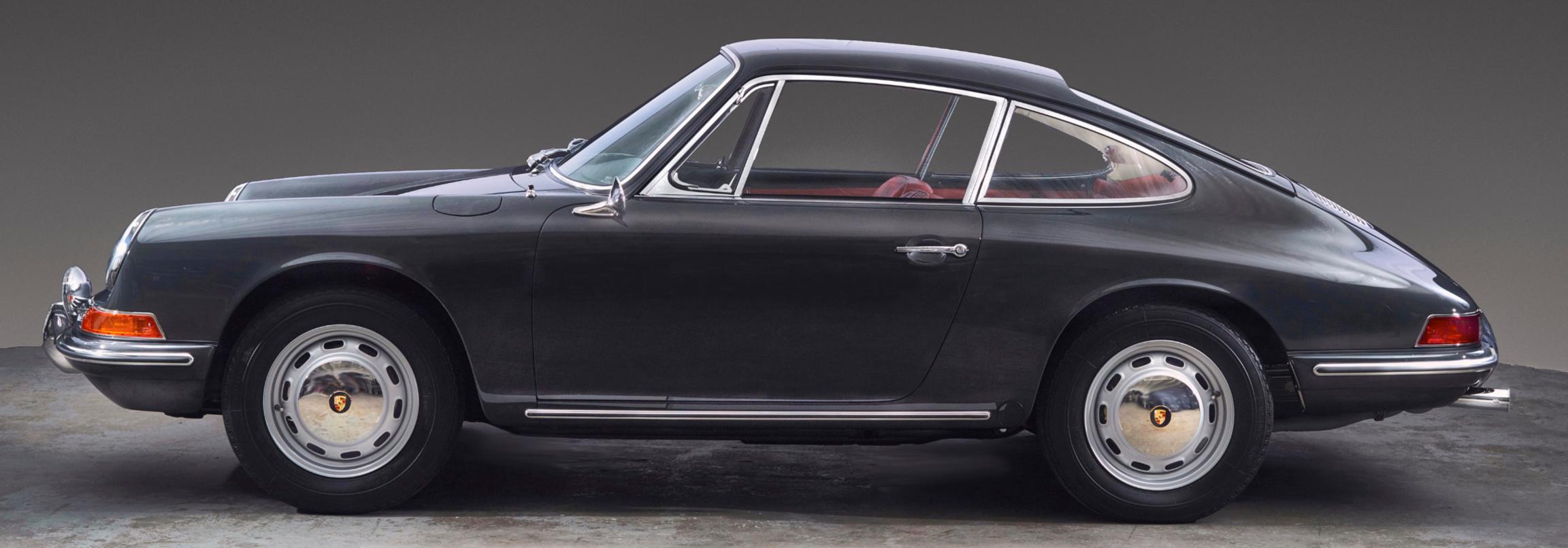 1966 Porsche 911 - 2015 PCA Best Overall Restoration Award Winner